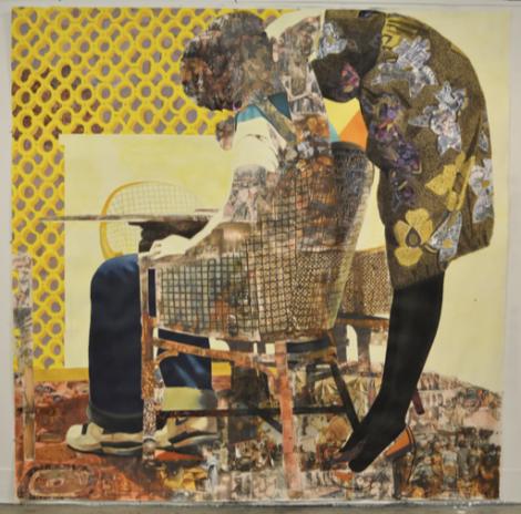 """Nyado: The Thing Around Her Neck"" by Njideka Akunyili"