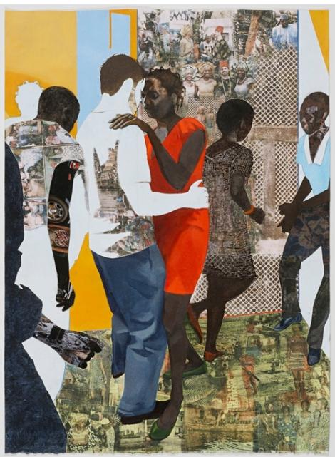 """""""Efulefu: The Lost One."""" by Njideka Akunyili"""