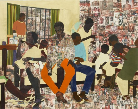 """5 Umezebi St., New Haven, Enugu"" by Njideka Akunyili"