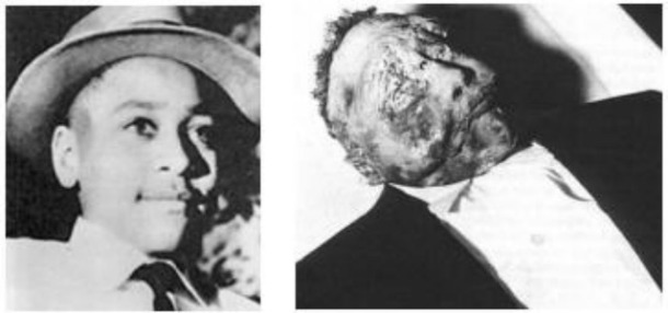 The notorious murder of 14-year-old Emmett Till in 1955 still elicits strong emotion among Americans. Emmett, a Chicagoan, was visiting his family in Mississippi. Before leaving Chicago, Emmett's mother has warned him about the South, that racism is strong there. Emmett left for Mississippi. At a grocery store, Emmett had whistled in affection at a white woman. A few days later, Emmett was abducted, abused and murdered by white men. His decomposed corpse, discovered in the Tallahatchie River, was so mutilated that police could only identify it by Emmett's ring. In Chicago, Till's mother makes the decision to conduct an open-casket funeral to let the world see what has happened to her son.