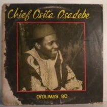 The late Chief Stephen Osita Osadebe is one of Nigeria's most hailed highlife musicians