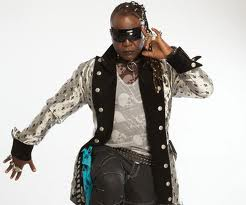 Nigerian pop celebrity, Charly Boy, is renown for his eccentric style