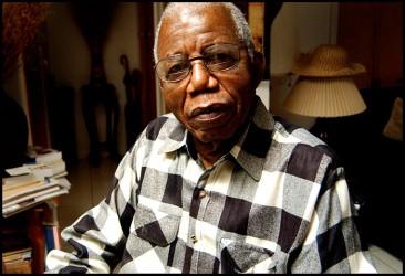 Chinua Achebe in 2007