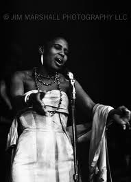 South African music icon, Miriam Makeba