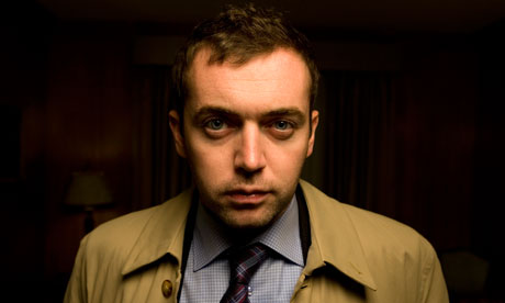 Michael Hastings, who was killed in a car crash on Tuesday, has been described as a fearless journalist by ex-colleagues. Photograph: Richard Saker for the Guardian