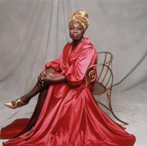 ca. 1994 --- Nina Simone