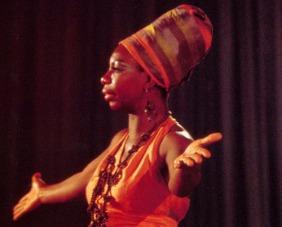 Nina Simone (February 21, 1933 – April 21, 2003)