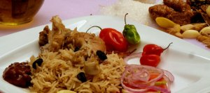 Pilau is a common dish throughout Tanzania, especially within the coastal region, including Tanga