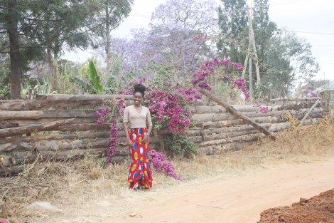 Chika Oduah in Iringa, Tanzania