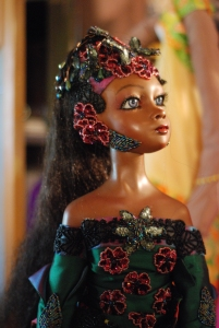 Black doll 4