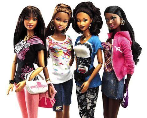 black dolls 7