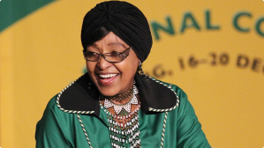 While Nelson Mandela is deified, Winnie is demonised. But her role in the fight for freedom is now being recognized on film