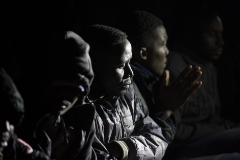 African asylum-seekers in Israel