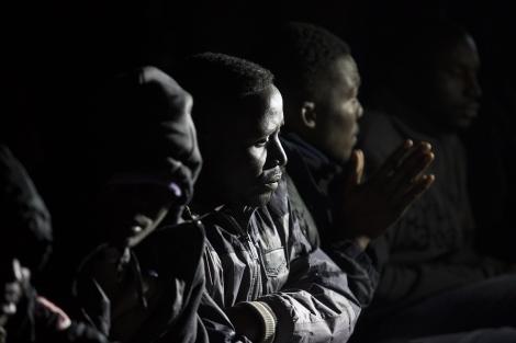 African asylum-seekers in Israel