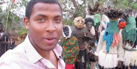 CNN's Errol Barnett hosts Inside Africa