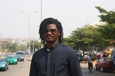 Ifeanyi Orazulike, a gay man in Nigeria, says the rights of sexual minorities are being threatened. Photo by Chika Oduah