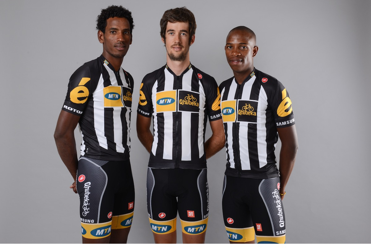 South African cycling team makes history. South African team MTN-Qhubeka  received one of five wildcard invitations to the 2015 Tour de France ... f8be29ffd