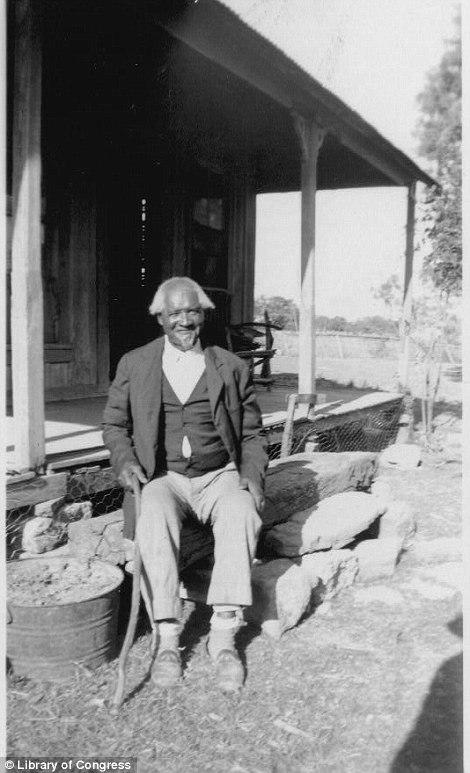 Monroe Brackins, ex-slave, Hondo, TX