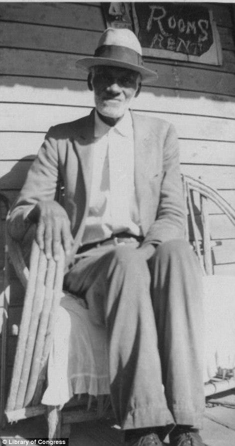 Andrew Goodman, ex-slave, Dallas, TX