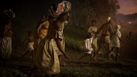 slavery art photo