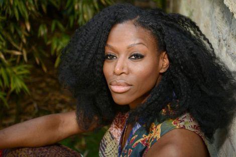 Writer and novelist, Taiye Selasi