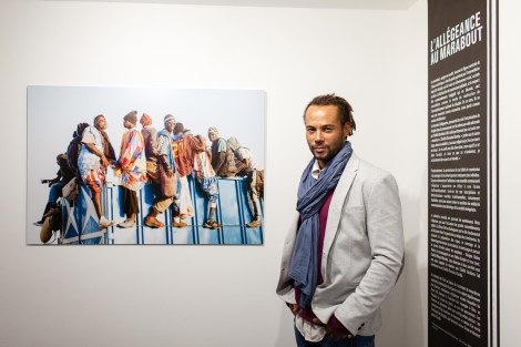 Photographer Fabrice Monteiro