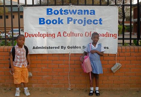 Literacy in Botswana: Book Project