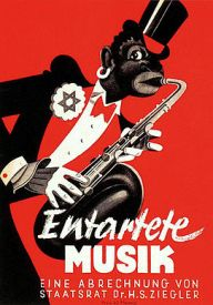 The Nazis called jazz music, Negermusik, and viewed it as inferior