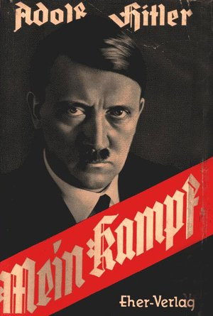 Mein Kamfp Adolf Hitler