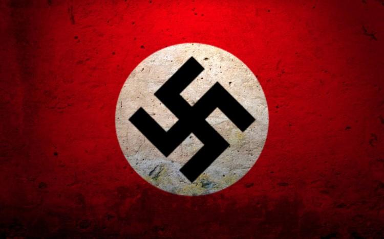 Nazi flag, swastika