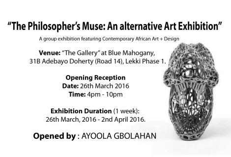 Exhibition Invite