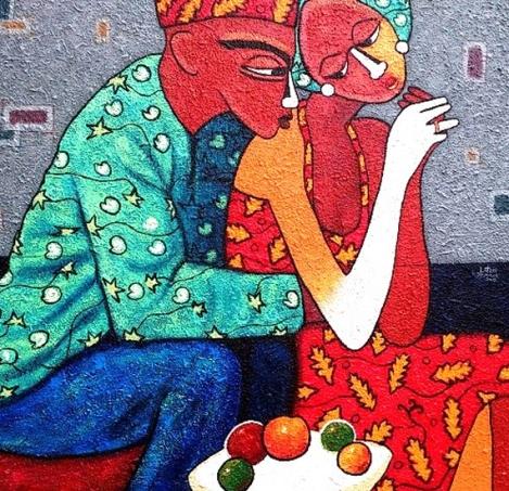 Art by Olajumoke Lateef