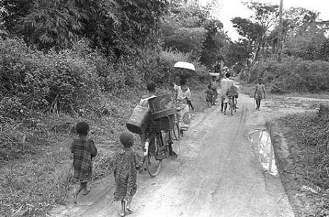 Biafra refugees