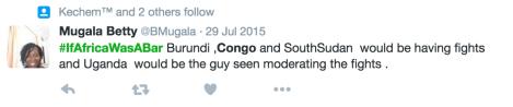 IfAfricaBar Congo Burundi