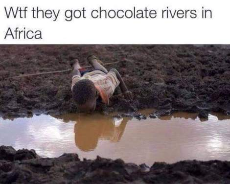 Move to Africa