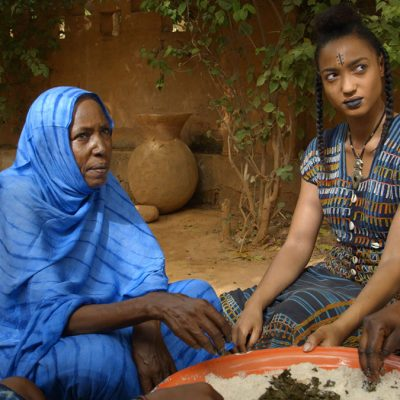 The film offers a glimpse into the Fulani Sahelian culture.